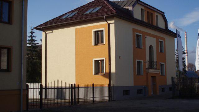 Rekonštrukcia bytového domu, Martin