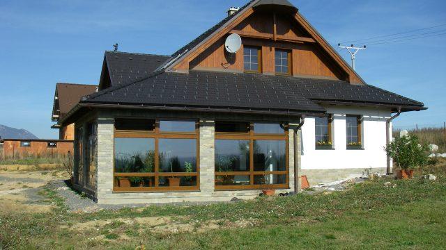 Rodinný dom, Veľká Lomnica